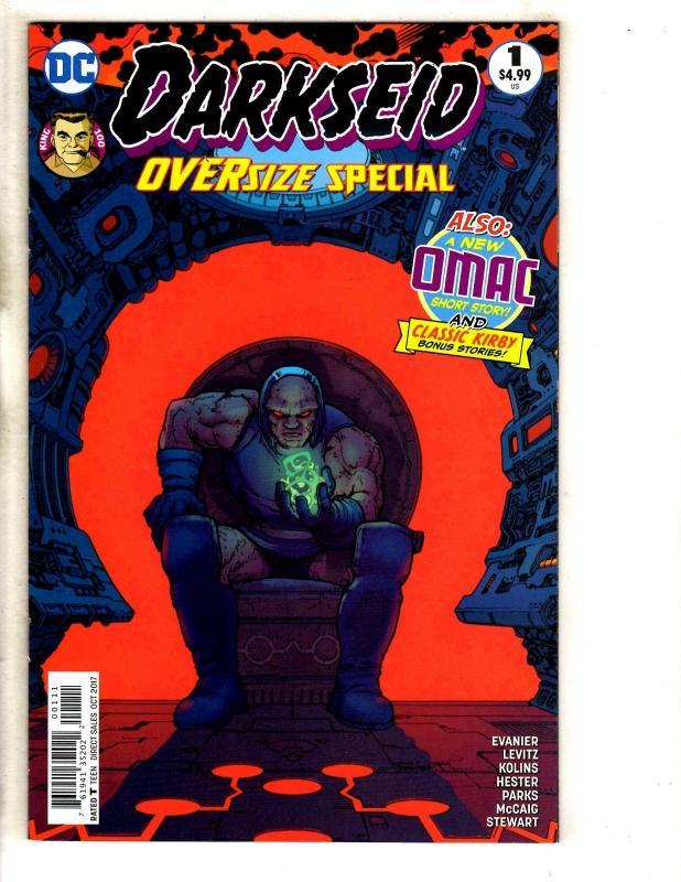 Darkseid Special #1 NM 2017 Stock Image