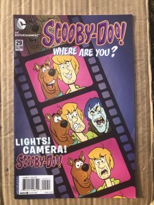 Scooby-Doo, Where Are You? #29 (2013)