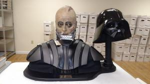 Star Wars: Darth Vader Reveals Anakin Skywalker - life size bust w/COA (#245)