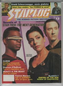 STARLOG MAGAZINE #126 NM- A04927