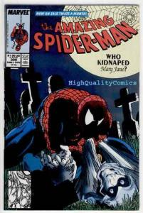 Amazing SPIDER-MAN #308, VF+/NM, Todd McFarlane, 1963, Mary Jane
