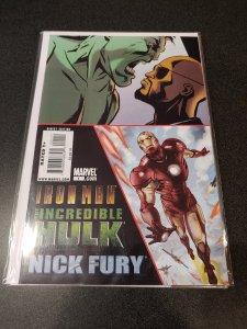 IRON MAN HULK NICK FURY #1 NM