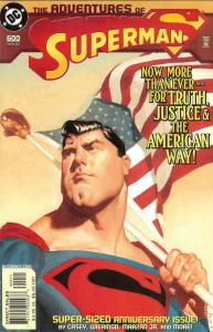 Adventures of Superman #600 FN; DC | save on shipping - details inside