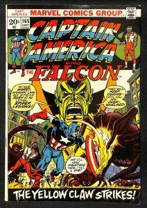 Captain America #165 (1973)