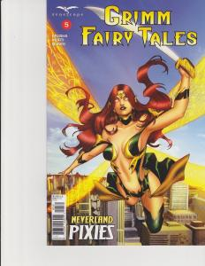 Grimm Fairy Tales Volume 2 #5 Cover C Zenescope Comic GFT NM Casas