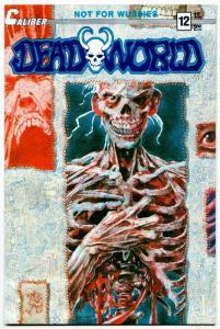 Deadworld #12 (Caliber, 1989) FN