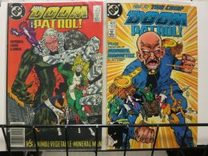 DOOM PATROL (1987) 15-16 Return Of The CHIEF !