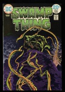 Swamp Thing #8 NM- 9.2
