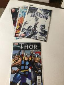 Secret Invasion Thor 1-3 12 3 Nm Near Mint