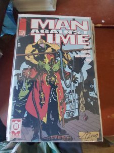 Man Against Time #3 (1996)