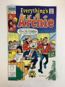 EVERYTHINGS ARCHIE (1969-1991)155 VF-NM May 1991 COMICS BOOK