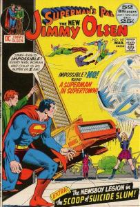 Superman's Pal Jimmy Olsen (1954 series) #147, Fine (Stock photo)