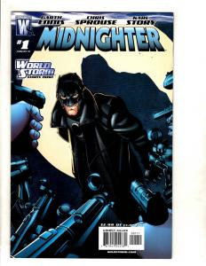 12 Midnighter Wildstorm Comic Books # 1 2 3 5 10 12 13 14 15 16 17 18 MF18