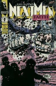 John Byrne's Next Men (1992 series) #19, NM- (Stock photo)