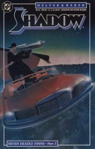 Shadow (1987 series) #10, NM (Stock photo)