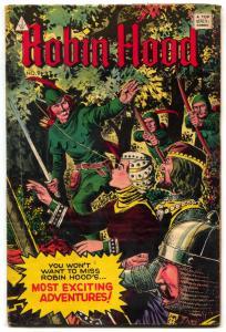 Robin Hood #9 Severin cover- IW Comics G