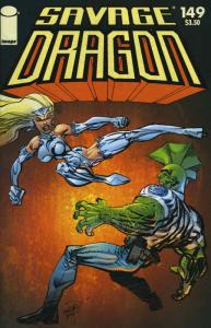 Savage Dragon, The #149 VF; Image | save on shipping - details inside