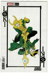 Loki #2 Shalvey BOBG Variant (Marvel, 2019) NM