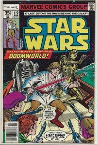 Star Wars #12 - High Grade Book