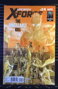 Uncanny X-Force #24 (2012)