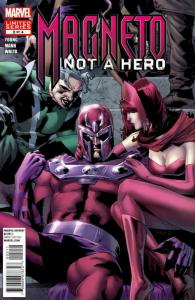 Magneto: Not A Hero #2 VF/NM; Marvel | save on shipping - details inside