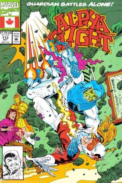 Alpha Flight (1983 series) #113, NM (Stock photo)