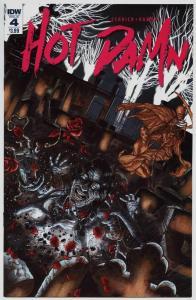 Hot Damn #4 (IDW, 2016) NM