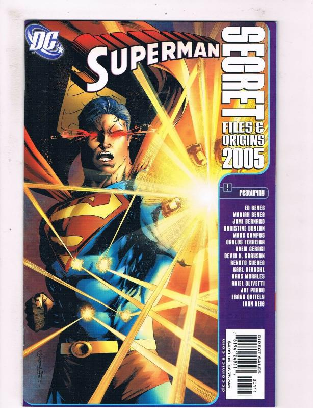 Superman # 6 Regular Cover NM DC 1st Print