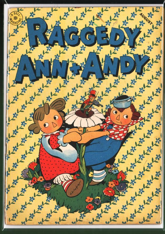 Raggedy Ann and Andy #3 (1946)
