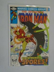 Iron Man #157 Direct edition 8.0 VF (1982 1st Series)