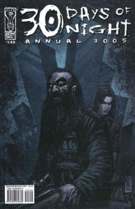 30 Days of Night Annual #2 VF/NM; IDW | save on shipping - details inside