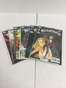 Metamorpho 1-6 Lot Set Run Nm Near Mint DC Comics IK