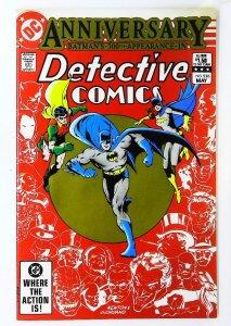 Detective Comics (1937 series) #526, NM- (Actual scan)