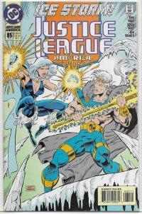 Justice League America   # 85 FN