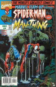Marvel Team-Up (2nd Series) #4 VF/NM; Marvel | save on shipping - details inside