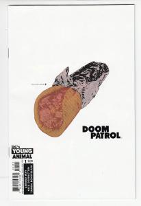 DOOM PATROL (2016 DC COMICS) #1