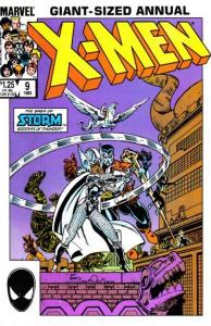 X-Men (1963 series) Annual #9, VF+ (Stock photo)