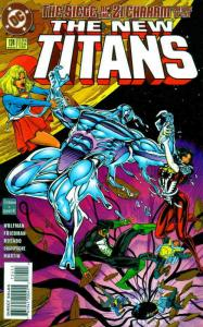 New Titans, The #124 VF/NM; DC | save on shipping - details inside