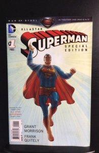 Man Of Steel: All-Star Superman #1 (2013)