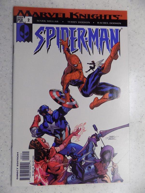 MARVEL KNIGHTS SPIDER-MAN # 2