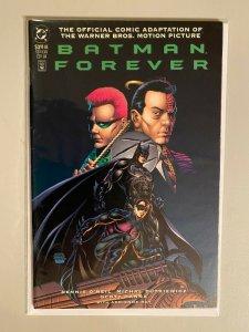 Batman Forever #0 Newsstand edition 6.0 FN (1995)