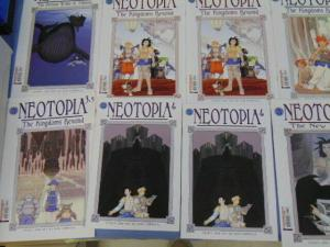 Lot of 18 Neotopia Antarctic Press AP Comic Books by Rod Espinosa 1-5 L@@K!