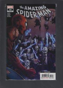Amazing Spider-Man #58 Variant