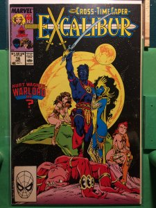 Excalibur #16 The Cross-Time Caper