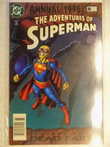 ADVENTURES OF SUPERMAN ANNUAL # 8