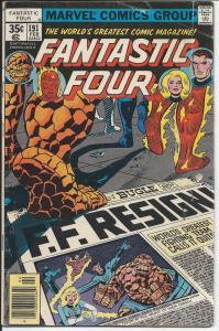 Fantastic Four #191 - Bronze Age -  Feb. 1978 (GD)