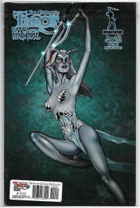 Tarot Witch of the Black Rose #102 Deluxe Litho Edition #171/500 Sealed NM