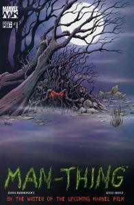 MAN THING (2004) 1-3  complete story!