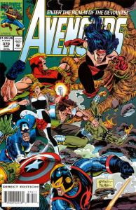 Avengers, The #370 VF/NM; Marvel | save on shipping - details inside
