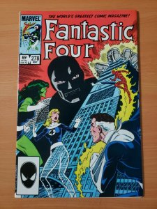 Fantastic Four #278 Direct Market Edition ~ NEAR MINT NM ~ 1985 MARVEL COMICS
